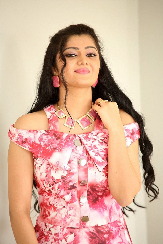 Prementha Panichese Narayana Movie Actress Akshitha Pictures