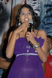 Actress Hemanthini at Ala Aithe Movie Audio Release Stills