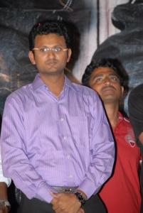 Music Director Sai Karthik at Ala Aithe Movie Audio Release Stills