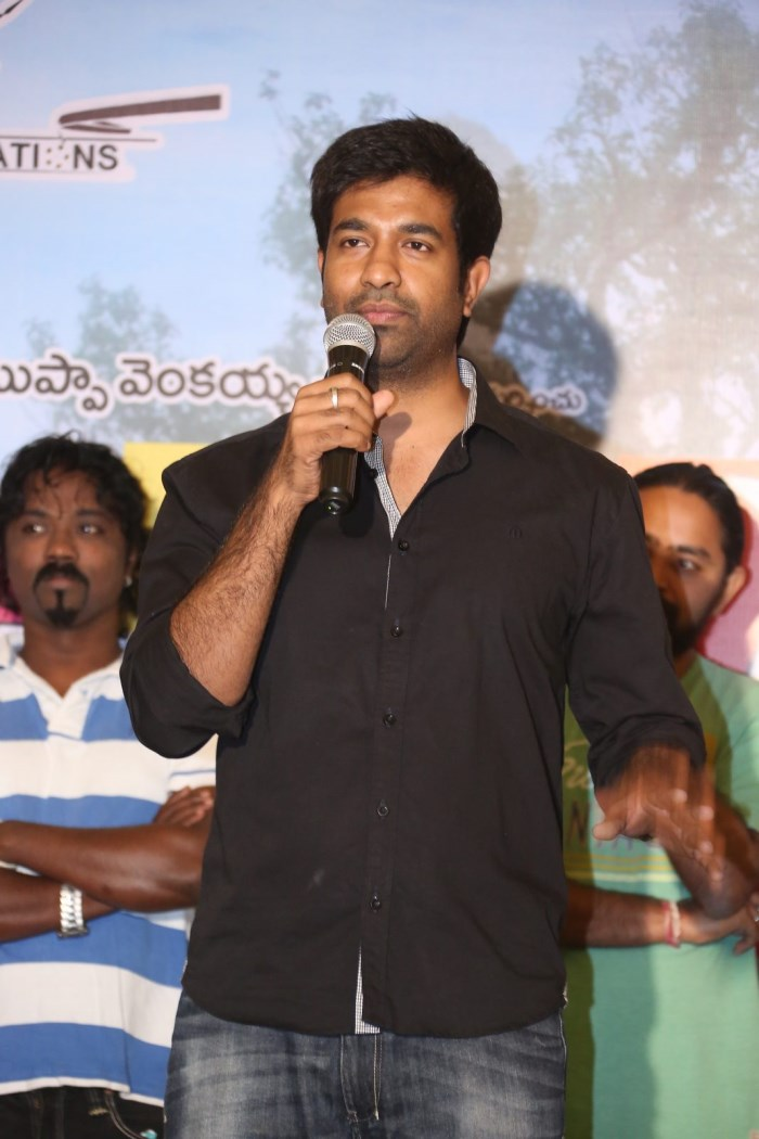 Vennela Kishore @ Ala Ela Audio Success Meet Photos