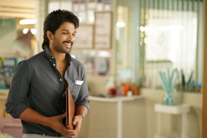 Allu Arjun in Ala Vaikuntapuramlo Movie Stills HD