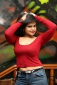 Actress Alekhya Kondapalli Hot Photos in Red Dress