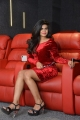 Actress Alekhya Kondapalli Photos @ Akkadokaduntadu Teaser Release