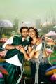 Karthi, Anushka Hot in Alex Pandian Movie New Photos