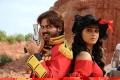 Karthik and Anushka in Alex Pandian New Photos