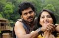 Karthi, Anushka in Alex Pandian New Stills