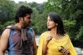 Karthi and Anushka in Alex Pandian New Stills