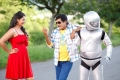 Ali, Suja Varunee in Ali Baba Okkade Donga Telugu Movie Stills