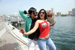 Srikanth, Lucky Sharma in All The Best Movie Hot Stills