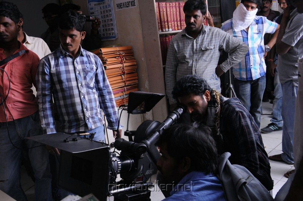 All The Best Movie Working Stills