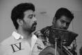 JD Chakravarthy at All The Best Movie Working Stills