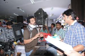 JD Chakravarthy Srikanth at All The Best Movie Working Stills