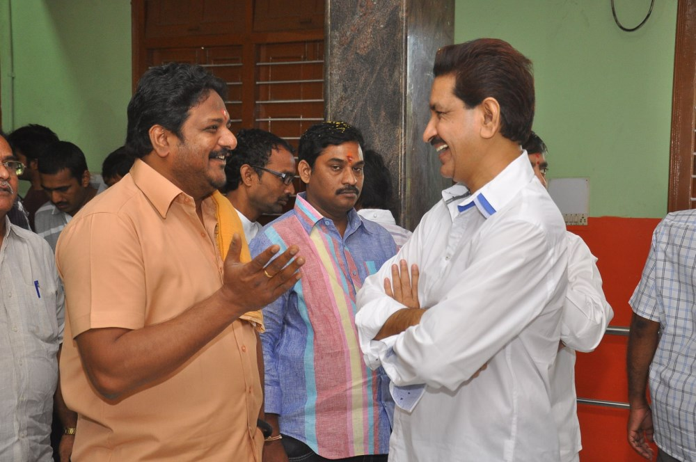 Allari Naresh New Movie Opening Photos