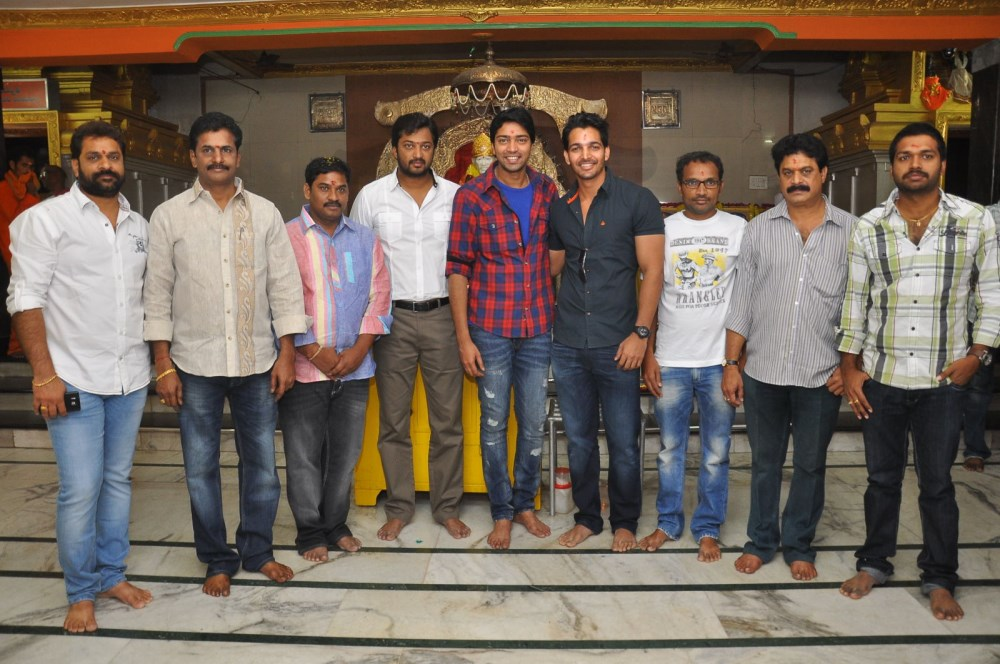 Allari Naresh New Movie Opening Photos