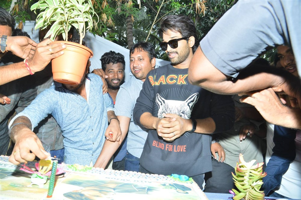 Allu Arjun Birthday Celebrations 2019 Stills