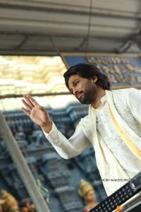 Allu Arjun celebrates Sankranti Festival at Palakollu Photos