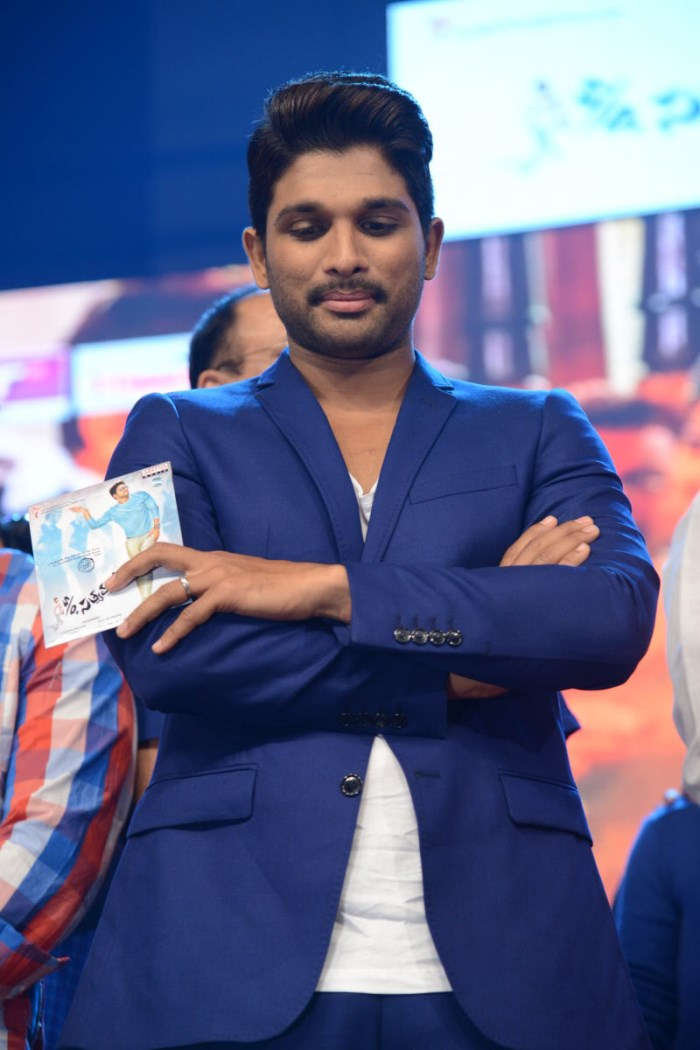 Picture 837636 Actor Allu Arjun Stills Son Of