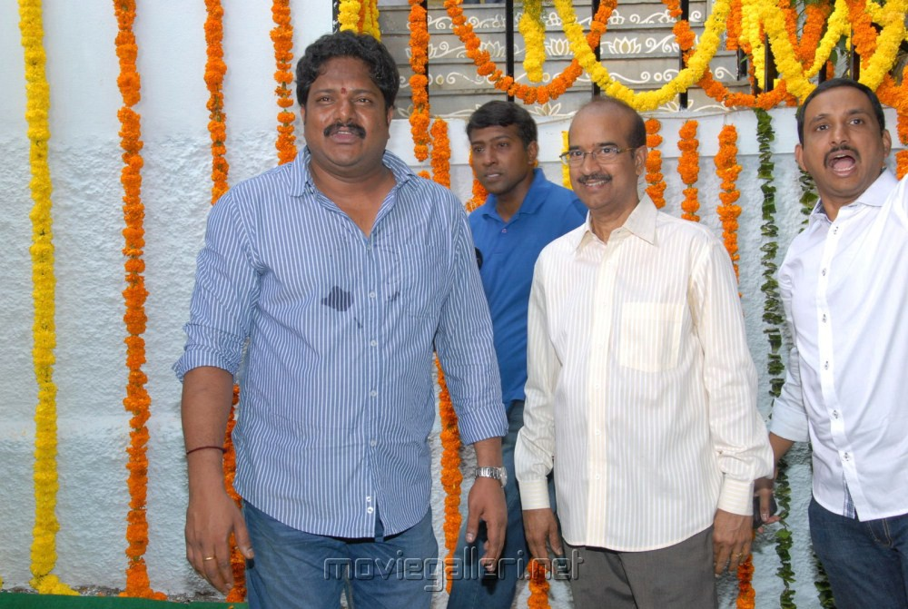 Allu Arjun Surender Reddy Movie Launch Photos