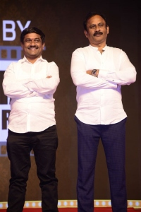Gorrela Subrahmanyam @ Alludu Adhurs Movie Pre Release Event Stills