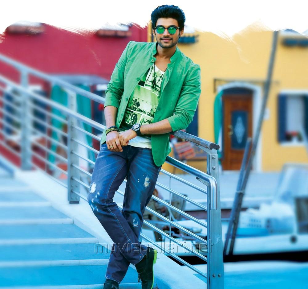 Actor Bellamkonda Srinivas in Alludu Seenu New Photos