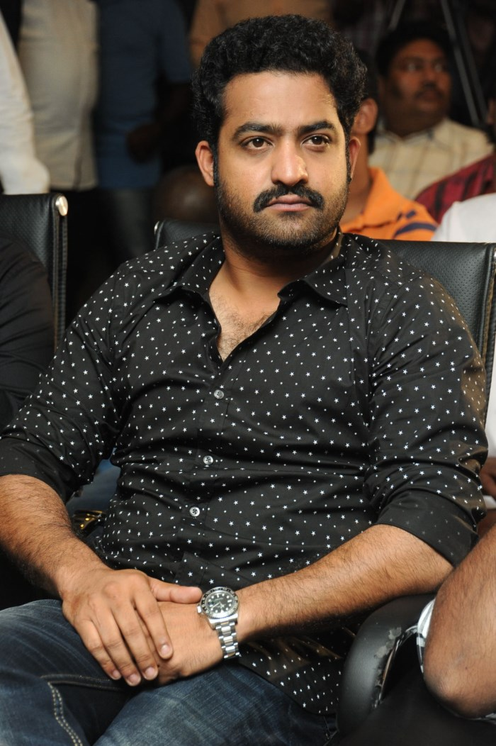Jr.NTR @ Alludu Seenu Platinum Disc Function Photos