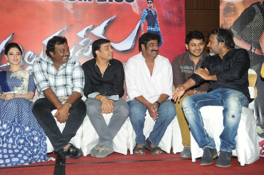 Alludu Seenu Movie Platinum Disc Function Photos