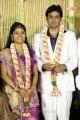 ALS Nachiappan Son Muthu Ganesh Nithya Wedding Reception Photos