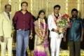 Kalaipuli G Sekaran at ALS Nachiappan Son Wedding Reception Photos