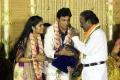 Vasanthakumar at ALS Nachiappan Son Wedding Reception Photos