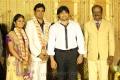 Prashanth at ALS Nachiappan Son Wedding Reception Photos