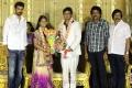 ALS Nachiappan Son Wedding Reception Photos