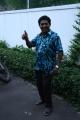 Actor Bonda Mani @ Aluchatiyam Movie Audio Launch Stills