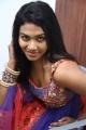 Actress Risha @ Aluchatiyam Movie Audio Launch Stills
