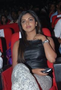 Actress Amala Paul Hot Stills at Iddarammayilatho Audio Launch
