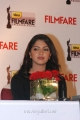 Amala Paul Latest Images at 59th Filmfare Awards Press Meet