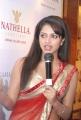 Amala Paul Hot in Saree at Kama Platinum Launch