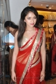 Amala Paul Hot in Red Saree Stills