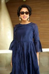 Actress Amala Paul Images @ Rakshasudu Movie Success Meet