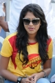 Actress Amala Paul Cute Stills in CCL 2012 Match