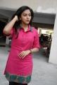 Tamil Actress Amala Paul in Pink Kurta Cute Stills