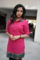 Actress Amala Paul Cute Stills in Pink Cotton Kurta