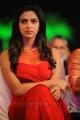 Beautiful Amala Paul in Red Dress Photos Gallery