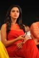 Actress Amala Paul in Red Dress Beautiful Photos Gallery