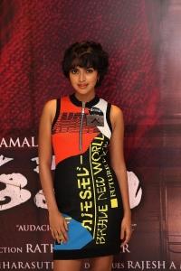 Actress Amala Paul New Cute Pics @ Aame Movie Press Meet