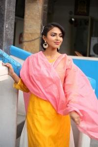 Telugu Actress Amala Paul New Pics in Churidar Dress