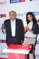Heoine Amala Paul launches Aircel iPhone 5 at Chennai