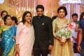 Actress Rohini @ Amala Paul Director Vijay Wedding Reception Stills