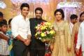 Jeeva @ Actress Amala Paul Director Vijay Wedding Reception Stills