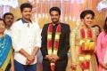 Hero Vijay @ Actress Amala Paul Director Vijay Wedding Reception Stills