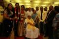 Karunanidhi @ Actress Amala Paul Director Vijay Wedding Reception Stills